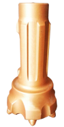 Crown of KNSh-120 (China)
