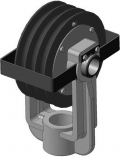 Talevy block (hydrojack fork) 2-25-01