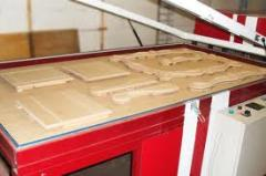 Оборудование для изготовления мебельных фасадов