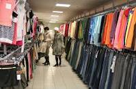 Wholesale purchase of clothes and footwear