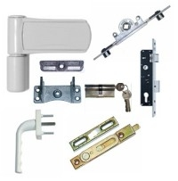 Accessories for production of doors