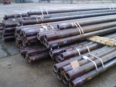 Pipes seamless for the petrochemical industry, nkt