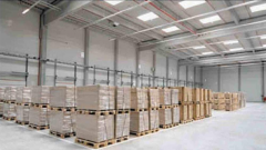 Warehouses are refrigerating