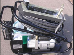 Установка для контроля герметичности УВ-02/220