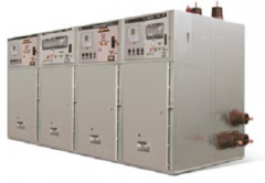 Complete Classics distributing device of 35 kV of