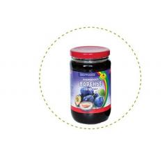 Jam from plum