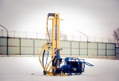 Block drilling rig figurative 15