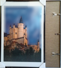 The photoframe, the size is 400x600 A2, for plans