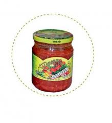 Соус томатно-овощной острый Венеция
