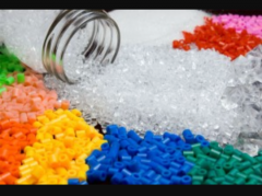 PND granules for production of pipes