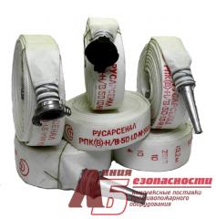 Pressure head fire hose RPK-v/n-50-1,0-U1
