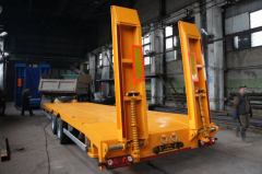 Trailer heavy truck of 2-axis 10,7 t 8883-0000010