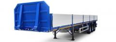 Onboard PMP Servis semi-trailer