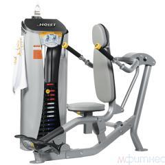 The HOIST exercise machine Push-up on bars,