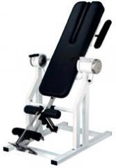Exercise machines for inversion and an extension,