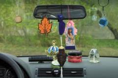 Air fresheners are automobile