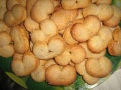 Puff cookies