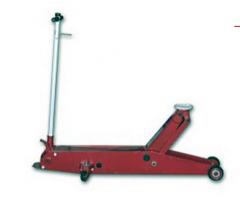 Movable hydraulic jack