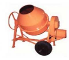 Gravity batch mixer SBR