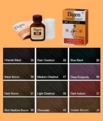 The Japanese paint - Bigen Powder hair powder