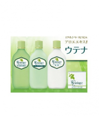 Japanese series of facial moisturizing effect