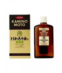 Japanese medicine from hair loss of H-Kaminomoto