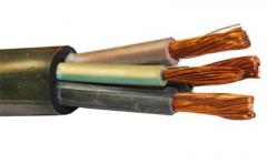 Кабель силовой HoldFlex КГ 1х10-380 ТУ 16.К73.077-2006