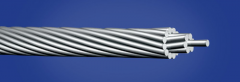 Wire EXPERT of 120/27 GOST 839-80, uninsulated for