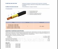 Wire PPGNG (A)-FRHF 3kh16mk-1 TU 16.K71-339-2004
