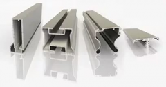 Изделия алюминиевые - прессованные профили  (сплав