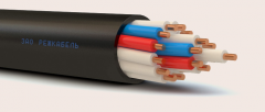 Силовой провод КГВВнг(А)-FRLS 3х4мк(N,PE)-1 ГОСТ Р ТУ 3500-077-21059747-2011