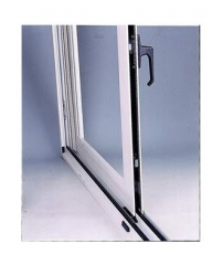 Aluminum windows (AA 6063 and AA 6060 profile