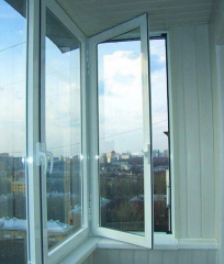 Window frames (AA 6063 and AA 6060 profile alloy)