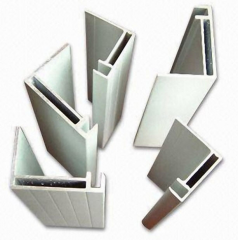 Framework aluminum (profiles from an alloy of AA
