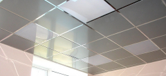 Systems ceiling aluminum (profiles from an alloy