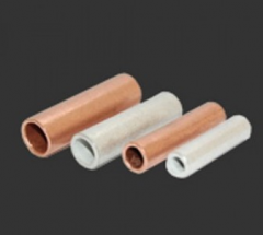 Sleeve copper tinned for connection of conductors