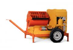 Universal plaster machine UShM-150/NS