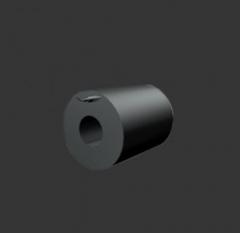 Металлическая заглушка изоляции трубопровода ппу