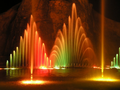 Order for Musical Fountain musical fountain