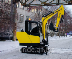 Caterpillar Geogid 60D mini-excavator