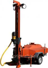 Drilling rig hydraulic PRIDE TRAILER 120