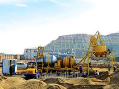 Asphalt concrete plant Pass ABZ MG10