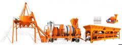 Asphalt concrete plant Pass ABZ MG20