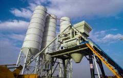 Concrete plant stationary ST-7