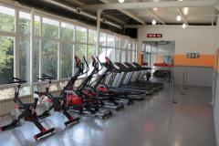 Exercise machines and sports equipmen