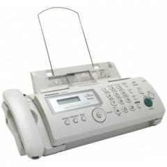 Panasonic KX-FP207RU fax