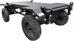 To buy carts welding, the chassis two-axis