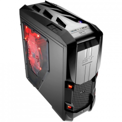 ATX full tower AeroCool GT-S Black Edition case