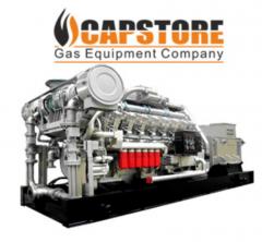 Gas-piston Capstore installation
