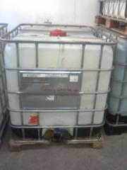 Liquid laundry detergent for the industrial and